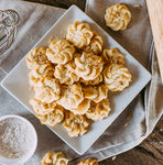Coconut Mini Cookies