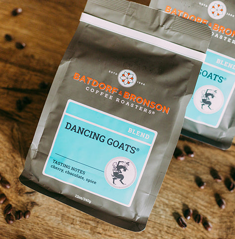 Dancing Goats 12oz