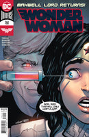 WONDER WOMAN #761 CVR A DAVID MARQUEZ