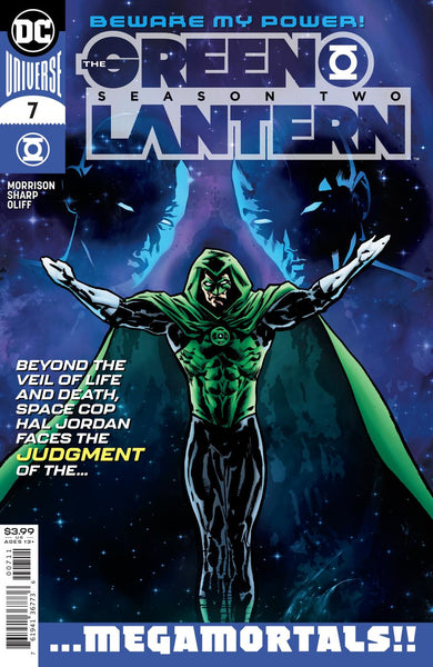 GREEN LANTERN SEASON TWO #7 (OF 12) CVR A LIAM SHARP
