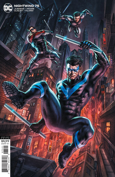 NIGHTWING #75 CVR B ALAN QUAH VAR (JOKER WAR)