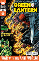 GREEN LANTERN SEASON TWO #8 (OF 12) CVR A LIAM SHARP