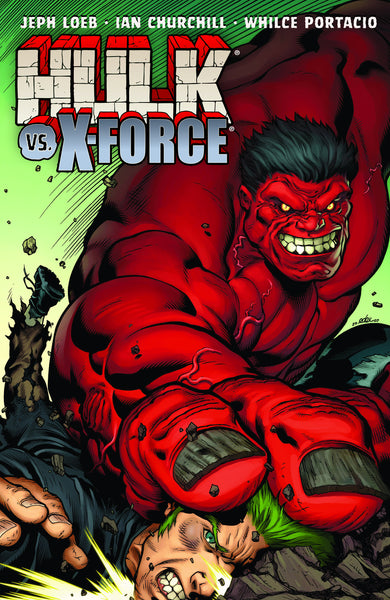 HULK TP VOL 04 HULK VS X-FORCE