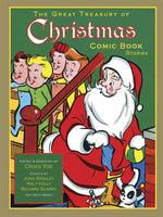 GREAT TREASURY OF CHRISTMAS COMIC BOOK STORIES HC