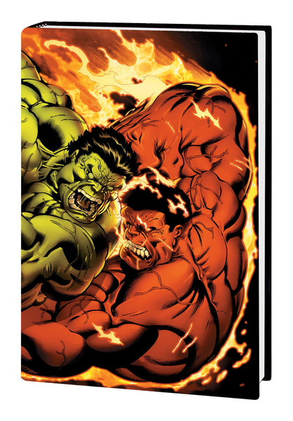 HULK PREM HC VOL 06 WORLD WAR HULKS