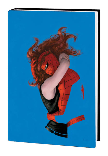 SPIDER-MAN ONE MOMENT TIME PREM HC RIVERA CVR ED