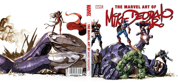 MARVEL ART OF MIKE DEODATO HC