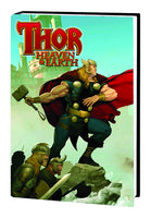 THOR HEAVEN AND EARTH HC