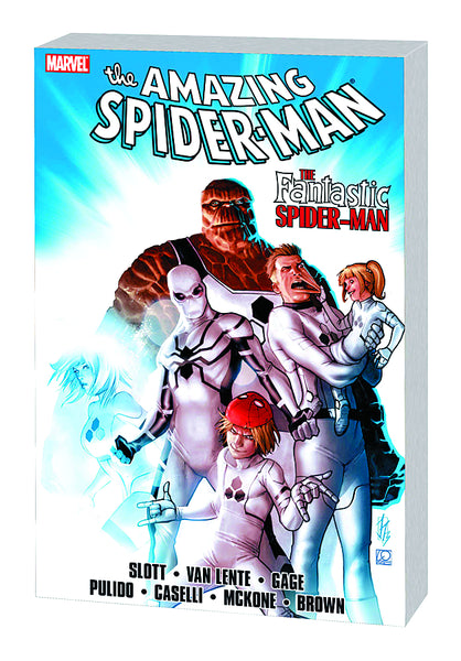 SPIDER-MAN FANTASTIC SPIDER-MAN TP