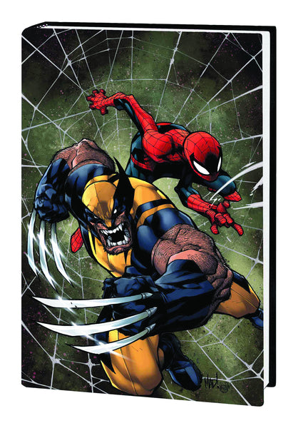 SPIDER-MAN AND WOLVERINE BY WELLS AND MADUREIRA HC