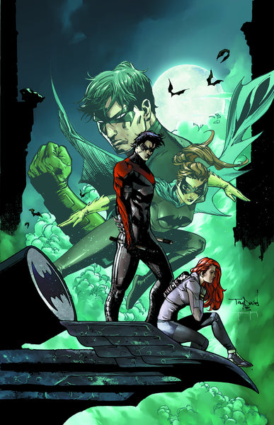 NIGHTWING ANNUAL #1