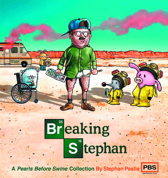 PEARLS BEFORE SWINE TP BREAKING STEPHAN