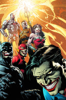 JUSTICE LEAGUE #41 THE JOKER VAR ED (NOTE PRICE)