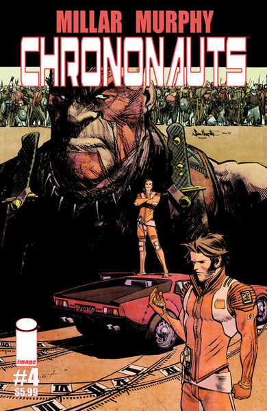 CHRONONAUTS #4 (MR)