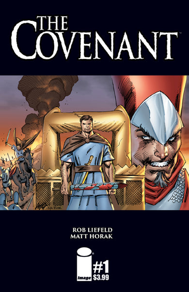COVENANT #1 CVR A LIEFELD