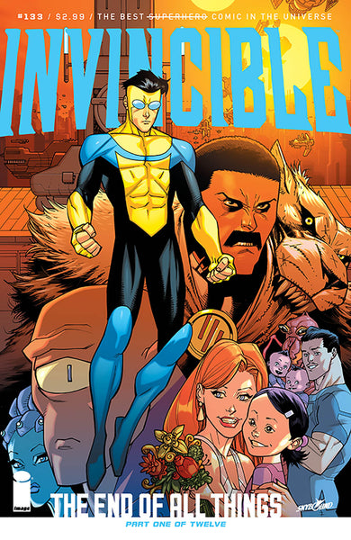 INVINCIBLE #133 (RES)