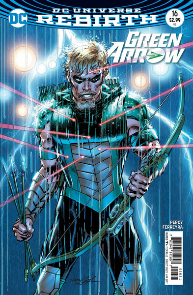 GREEN ARROW #16 VAR ED
