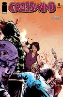 CROSSWIND #5 CVR C WALKING DEAD #54 TRIBUTE VAR (MR)