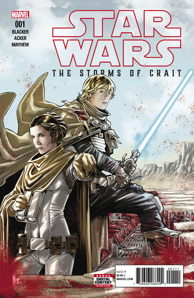 STAR WARS LAST JEDI STORMS OF CRAIT #1 (OF 1)