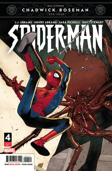SPIDER-MAN #4 (OF 5)