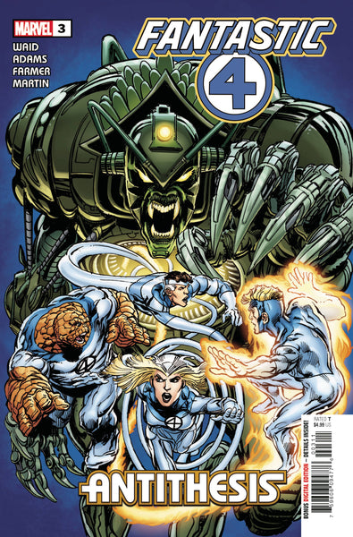 FANTASTIC FOUR ANTITHESIS #3 (OF 4)