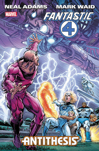 FANTASTIC FOUR ANTITHESIS #4 (OF 4)