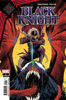KING IN BLACK BLACK KNIGHT #1