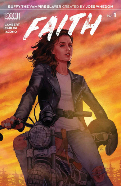 BUFFY THE VAMPIRE SLAYER FAITH #1