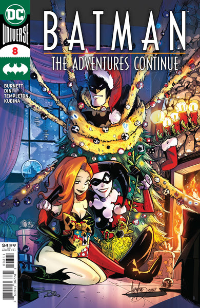 BATMAN THE ADVENTURES CONTINUE #8 (OF 6)