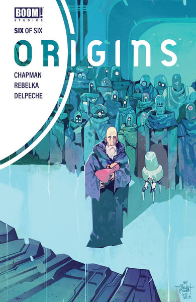 ORIGINS #6 (OF 6) CVR A REBELKA