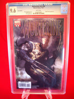 Wolverine vol 3 #58 Langley Variant Cover CGC 9.6 Marvel Comics