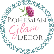 Bohemian Glam Decor