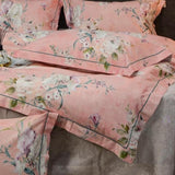 Cotton Rose Garden Collection ~ Peony Pink - Bohemian Glam Decor
