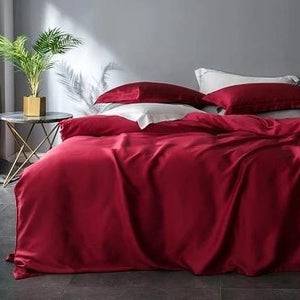 (9 Colors) Tencel Silken Bedding Collections