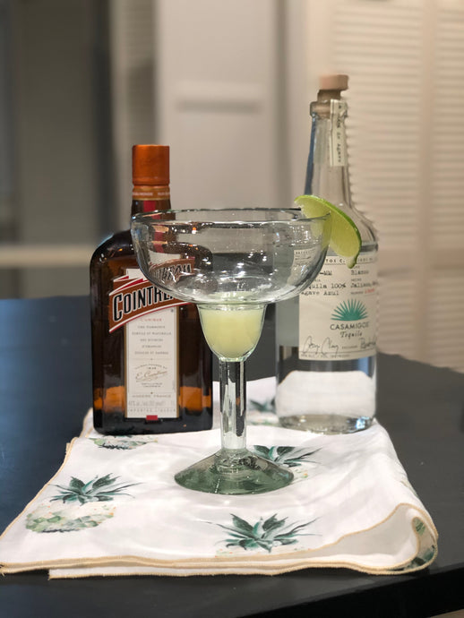 Tequila Tuesday #4: Champagne Margaritas!