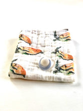 Load image into Gallery viewer, Organic Muslin Baby Blanket