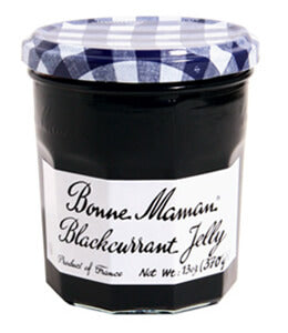 BONNE MAMAN BLACKCURRANT JELLY 6PK 13OZ