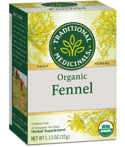 T.M TEA FENNEL 6 PK X 16 TEA BAGS