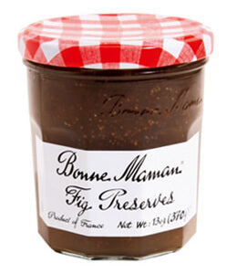 BONNE MAMAN FIG PRESERVES 6PK 13OZ