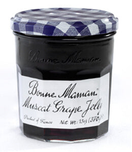 BONNE MAMAN MUSCAT GRAPE JELLY  6PK 13OZ