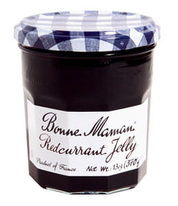 BONNE MAMAN REDCURRENT  JELLY 6PK 13OZ