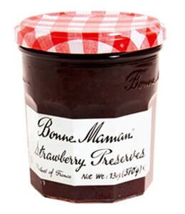 BONNE MAMAN STRAWBERRY 6PK 13OZ