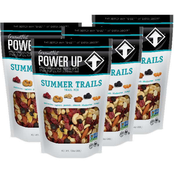 POWER UP SUMMER TRAILS MIX 6 PACK 13OZ