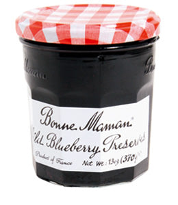BONNE MAMAN WILD BLUEBERRY 6PK 13OZ