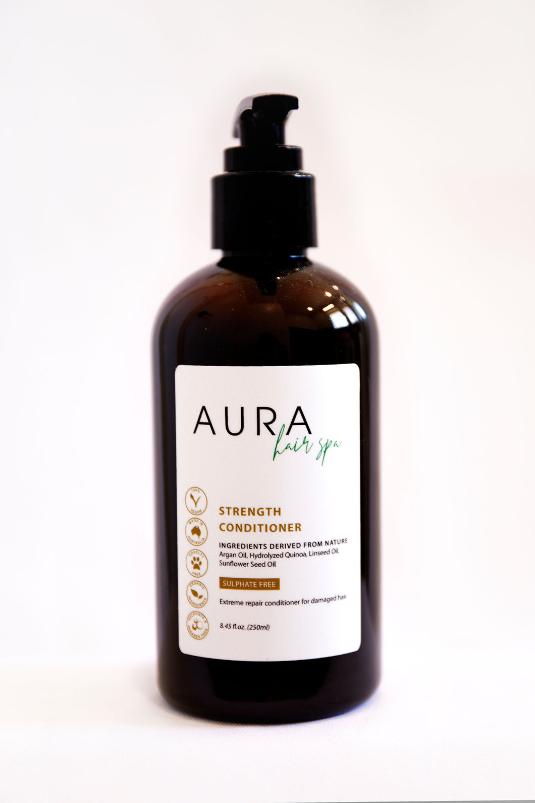 Aura Hair Spa Strength Conditioner 250ml