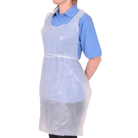 Plastic disposable apron - Ink & Arch Pro