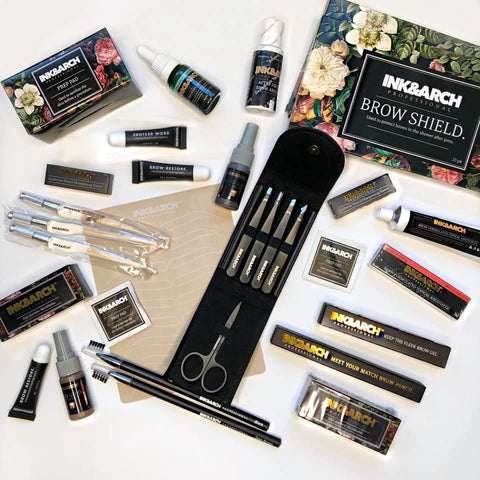 Student kit without pigments - Ink & Arch Pro