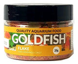 Goldfish Flake Aquarium Fish Food 20g, 30g, 60g