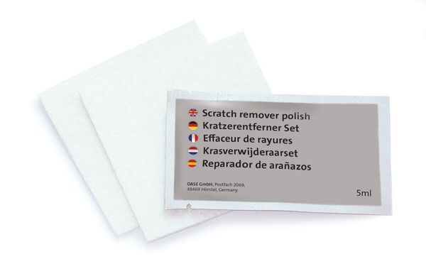 biOrb Aquarium Scratch Remover Polish Pads