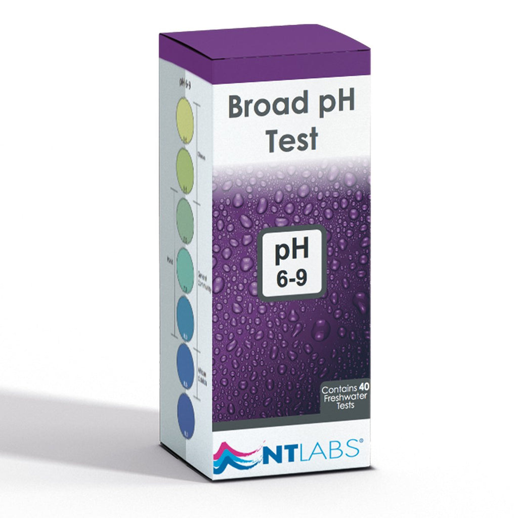NT Labs Broad pH Test